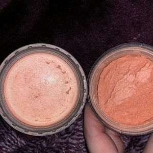 Bare minerals all over face shimmer